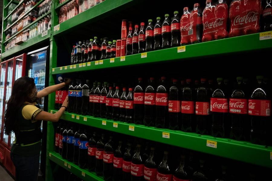 CCE: La obesidad no se combate prohibiendo productos chatarra