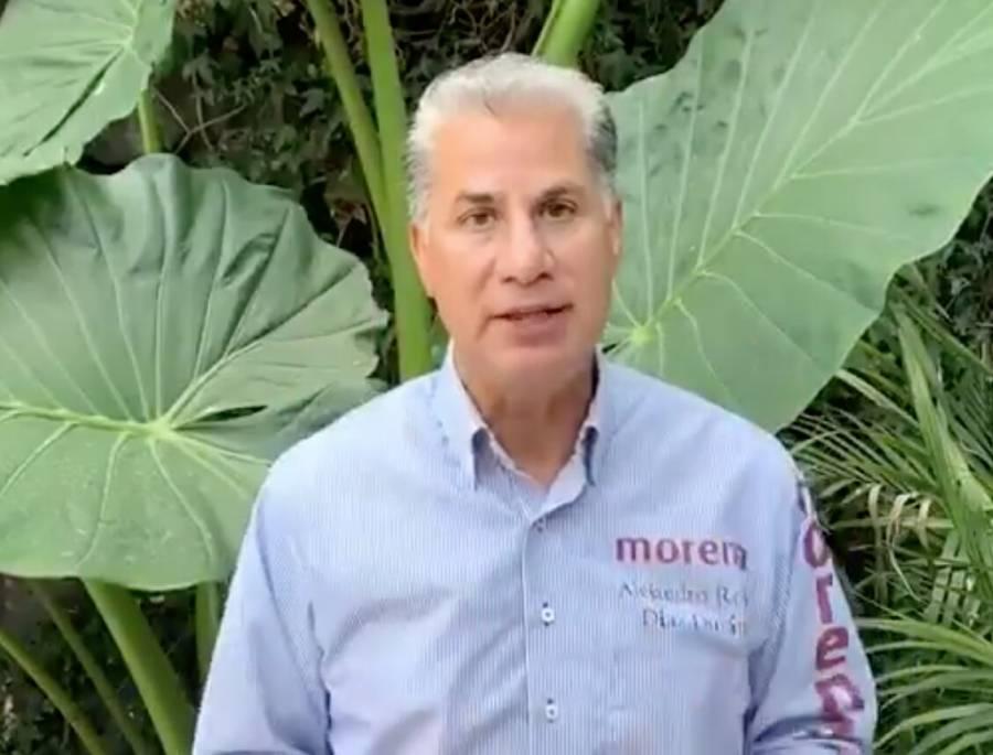 Díaz durán busca la remoción de ramírez cuéllar