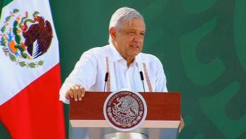 """""""No soy tapadera de nadie"""": AMLO ante acusaciones contra Ana Gabriela Guevara"""