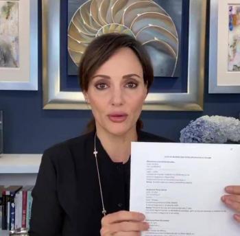 Oficina de López-Gatell habría rechazado carta de Lilly Tellez