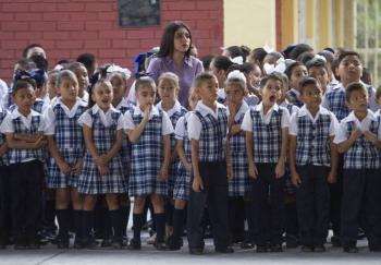 Sheinbaum y SEP apoyarán a escuelas privadas