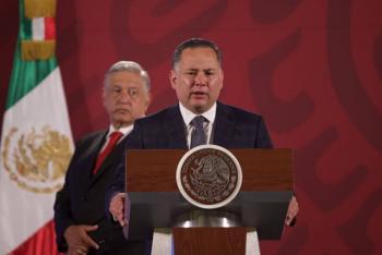 Gobierno de Peña tapó robo a Pemex: UIF