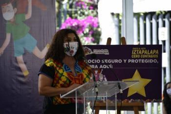Con Reto, Iztapalapa busca reducir contagios