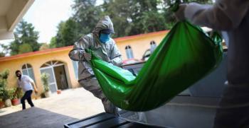 IHME pronostica para el 1 de diciembre 118 mil 810 muertos por COVID-19 en México