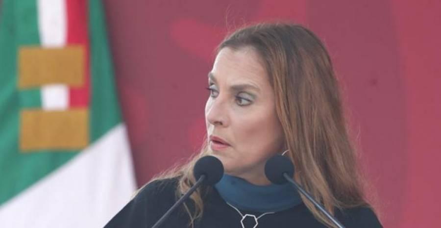 Pide Beatriz Gutiérrez transparencia sobre bots a Twitter