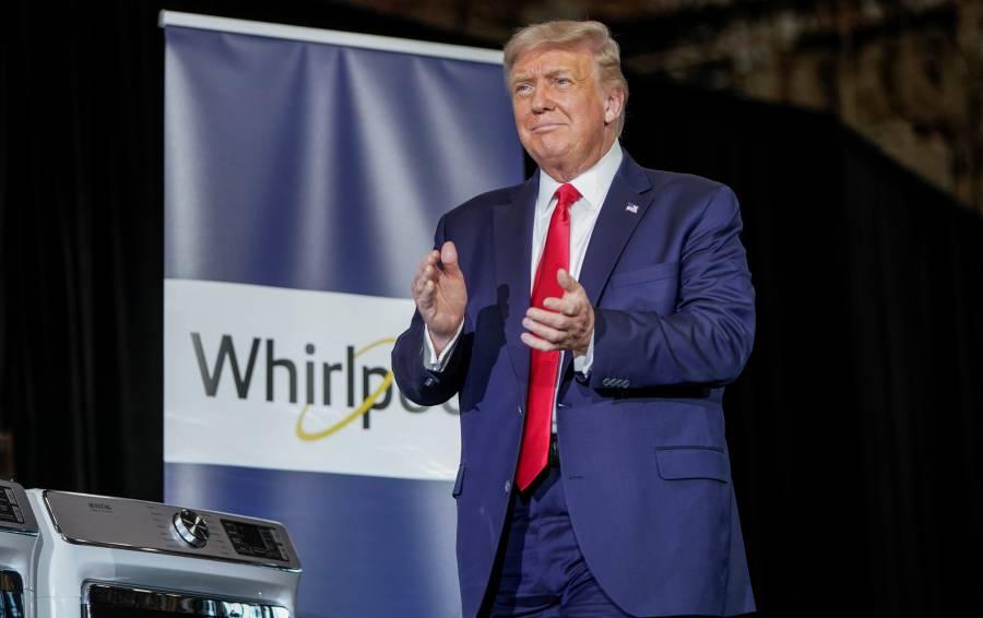 Trump promete tener vacuna  antes de las elecciones de EU