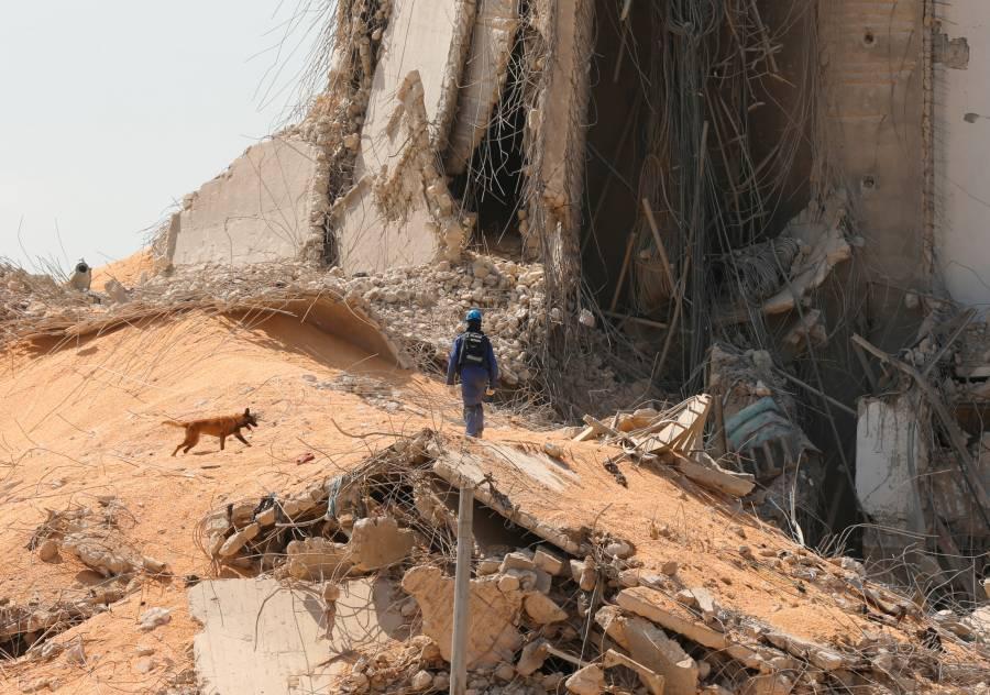 Presidente de Líbano tenía conocimiento de material explosivo en Beirut