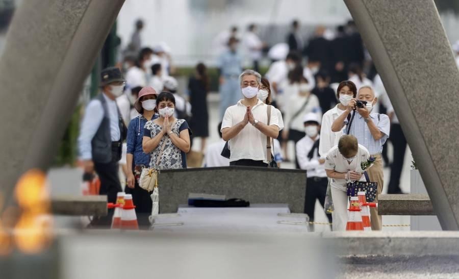 A 75 años de explosión en Hiroshima,  EU ven lejos mundo sin armas nucleares