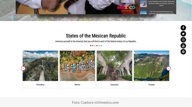 Errores en VisitMexico se debe a hackeó, Torruco presentó denuncia