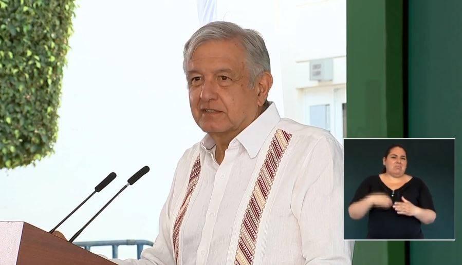 Descarta AMLO cambio de estrategia para enfrentar pandemia