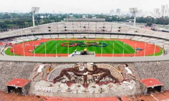 Estadio Olímpico Universitario, Patrimonio Mundial, cumple 70 años