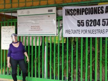"""Colegio en """"terapia  intensiva"""" por crisis"""