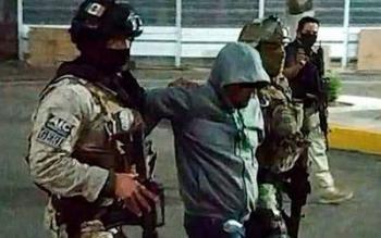 Trasladan a 'El Marro' al penal del Altiplano