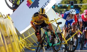 Ciclista Jakobsen despierta del coma tras dura caída en Vuelta a Polonia
