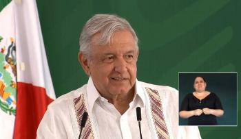 """""""No nos han notificado sobre alerta de viaje de EEUU a México"""": AMLO"""