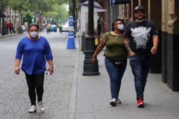 Iztapalapa, con más muertes de Covid relacionadas con obesidad