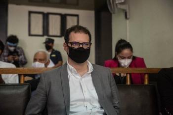 Un Tribunal guatemalteco avala extradición de un hijo de Martinelli