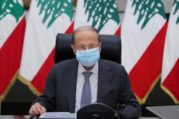 Presidente de Líbano amplía investigación de explosión por posible