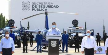 En Tamaulipas crean Grupo de Operaciones Especiales para enfrentar delincuencia