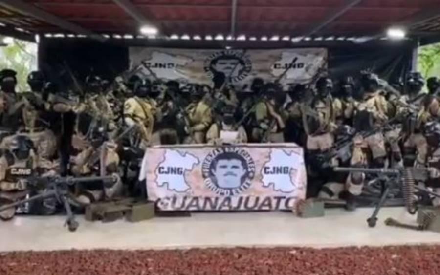 Video: CJNG