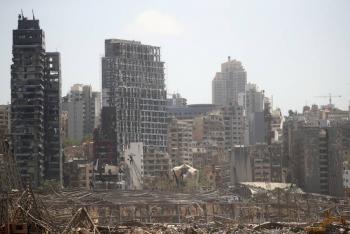 "Presidente de Líbano sospecha ""interferencia externa"" en explosión de Beirut"