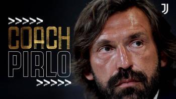 Oficial: Andrea Pirlo, nuevo entrenador de la Juventus