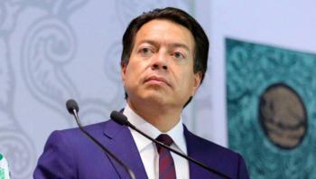 Segundo Informe de Gobierno podría realizarse en el Auditorio Nacional: Mario Delgado
