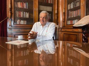 México avanza hacia la recuperación económica, asegura AMLO