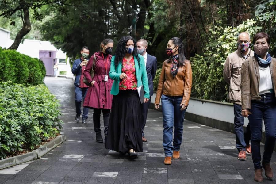 Proyecto de restauración no pondrá en riesgo el Bosque de Chapultepec: Sheinbaum