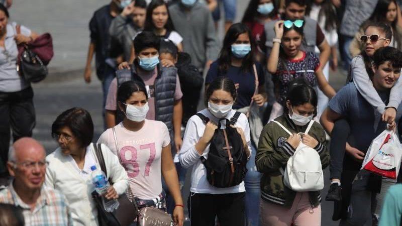 Arquidiócesis indica que pandemia no cede en México