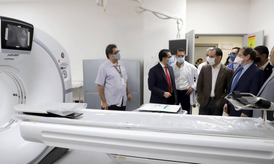 """Trabajo de SCHP e ISSSTE acelera la puesta en marcha del Hospital General """"Tláhuac"""""""