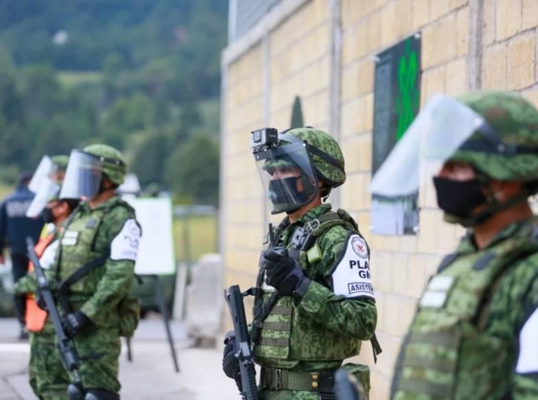 Guardia Nacional inaugura cuarteles en la CDMX