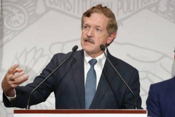 Romero Hicks espera que San Lázaro no se convierta en un campo de batalla previo a elecciones del 2021