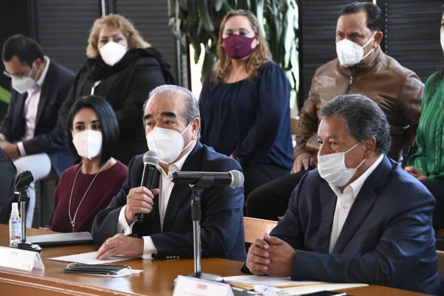 Diputados de Morena proponen dividir Ecatepec en dos