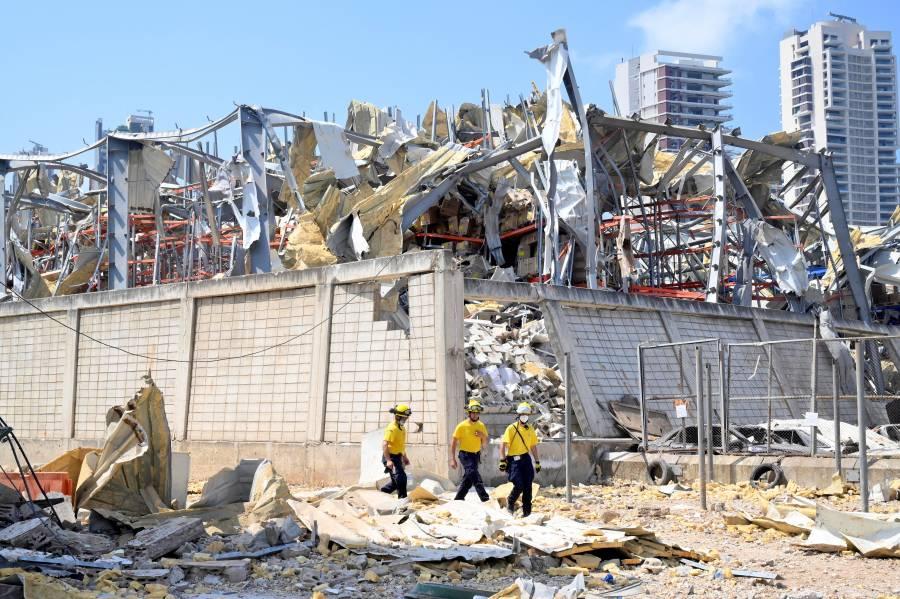 Protocolos Covid retrasaron labores  de rescate en horas vitales: bomberos