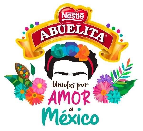 Chocolate Abuelita va por Frida y los heptágonos