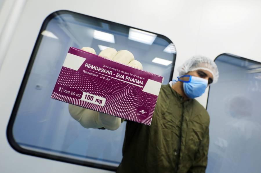 Gilead busca aprobación en EU del tratamiento para el Covid-19 remdesivir