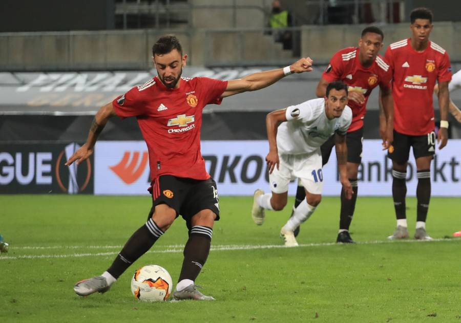 Con sufrimiento, Manchester United avanza a semifinales de la Europa League