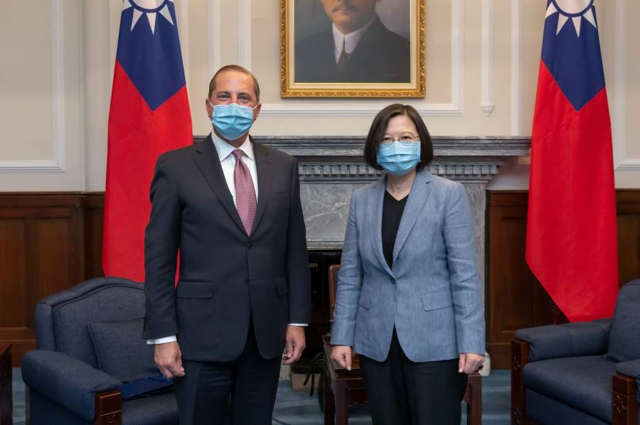 China manda cazas al estrecho de Taiwán en respuesta al