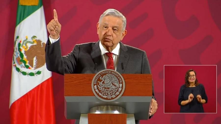 """México era un """"narcoestado"""", asegura López Obrador"""