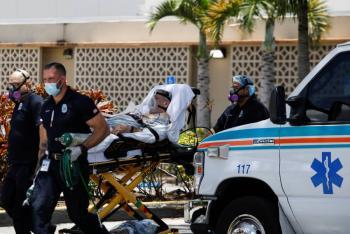Disminuyen casos de Covid-19 en Florida