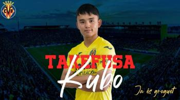 Real Madrid cede a Kubo al Villarreal