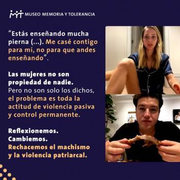 Museo de Memori y Tolerancia se pronuncia por comentarios de Samuel Garcia