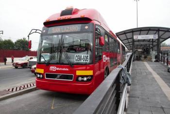 A finales de agosto estará lista ampliación de la Línea 5 del Metrobús