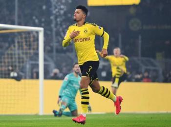 Jadon Sancho se mantendrá en el Dortmund hasta el 2023