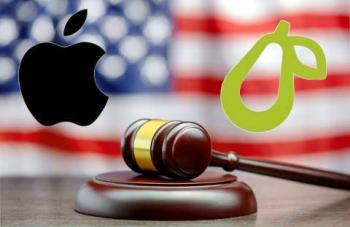 Apple demanda Prepear por logo comercial