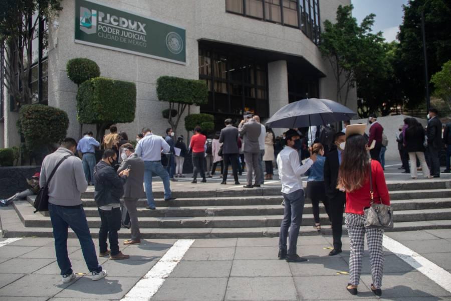 Poder Judicial de la CDMX: Ha mejorado organización en juzgados