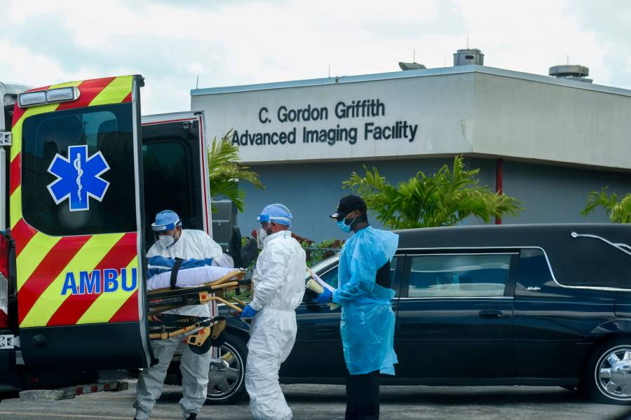 Estados Unidos supera los 5 millones de casos de Covid-19