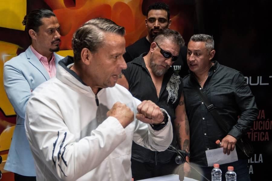 Alfredo Adame dice que Carlos Trejo tiene SIDA y está por morir