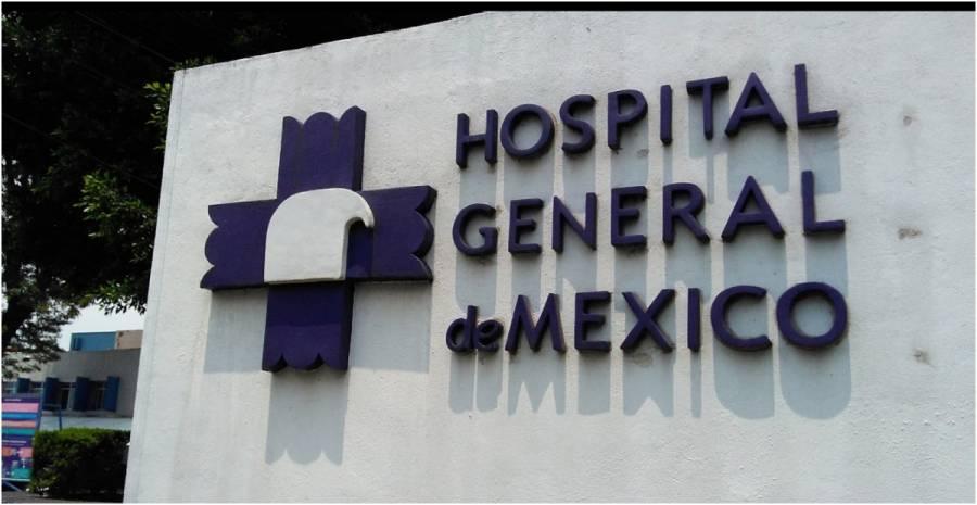 Inicia Hospital General de México desconversión ante disminución de casos covid-19